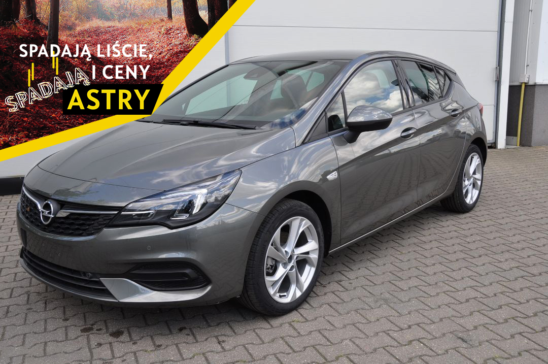 Opel Astra K Hatchback GS Line, 1.2 Turbo 107 kW / 145 KM Start/Stop