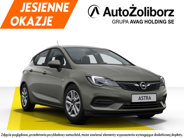 Opel Astra Edition 130KM M6