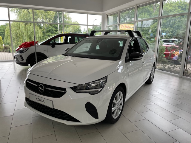 Opel Corsa Edition, 1.2 55 kW / 75 KM Start/Stop