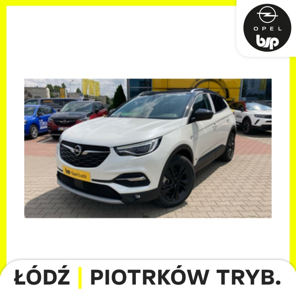 Opel GRANDLAND X HYBRID4 300KM
